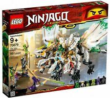 LEGO® Ninjago 70679 Exclusive Der Ultradrache Drachenköpfe Ninja Spielzeug