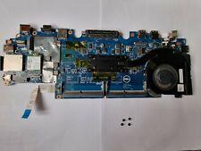 Dell Latitude E5470 i5-6200U 2.3 GHz Laptop Motherboard LA-C631P