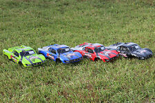 Pack of 4 Assorted Color Traxxas Truck Car Body 1/10 Slash Shell Cover 6811