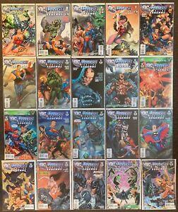 20 DC Universe Online Legends #1,1,2,3,4,5,6,7,8,9,10,11,12,14,15,18,19,20,21,22
