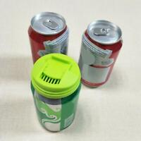 4 Stücke Wiederverwendbare Soda Saver Bier Getränkedose Kappe Deckel Schutz