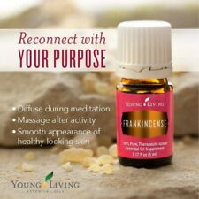 Frankincense Young Living Essential Oil 5ml New Sealed