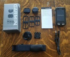 Garmin Edge 1000 GPS Bike Computer with Extras!