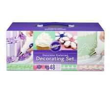Wilton 48pc Decorator Preferred Cake Decorating Set and Case