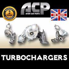 Turbocharger for Dodge Avenger, Caliber, Journey - 2.0 CRD. 140 BHP, 103 kW.