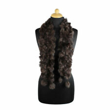 Runde Damen-Schals & -Tücher mit Pelz