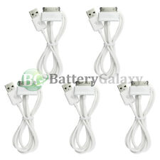5 USB Sync Battery Charger Cable Cord for Samsung Galaxy Tab Tablet 2 Plus 7.0""