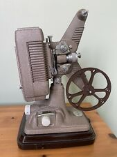 Vintage Revere Model P90 Movie Projector with Case and Operating Manual
