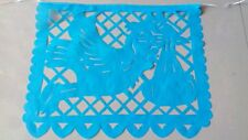 Papel Picado, Baby Shower, Mexican Papel Picado, Mexican Party Banners