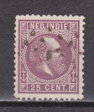 Nederlands Indie Netherlands Indies 13 F used 1870