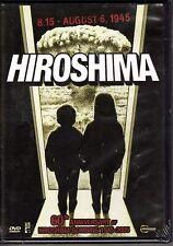 DVD: Hiroshima - 8:15 - August 6, 1945 - 60th Anniversary of Bombing 1945-2005