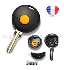 plip coque clé Smart Fortwo 450 Forfour 451 Roadster Coupe 1 boutons