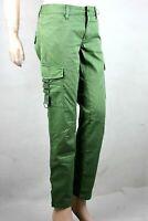 DIESEL Pelex Trousers WASH 00 CN2S Grün Green Hose Pants Wahlbar