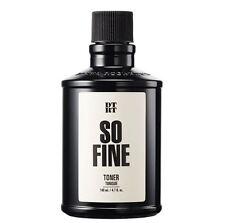 DTRT Skin Care So Fine Toner 4.73 oz Cooling Aftershave For Men Korean Cos