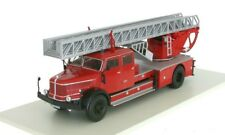 KRUPP METZ DL52 AUTOSCALE FIREFIGHTERS EAST BERLIN 1:43 SCALE MAGAZINE PART WORK
