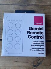 Bowens GEMINI telecomando BW3960 per Gemini R & Pro monolights