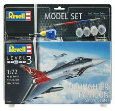 Revell Model Set 63952 Maquette - Eurofighter Thyphoon Monoplace