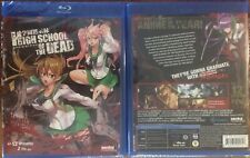 High School of the Dead Complete Collection (2-disc set blu ray)