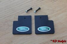 D90 Land Rover Heavy duty rubber mud flaps 4x4 Gelande 2 Scale Crawler RC4WD
