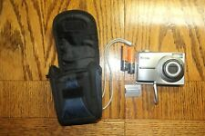 Kodak EasyShare C913 9.2MP Digital Camera - Silver With Case, 2GB SD