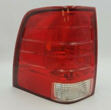 2004 04 Ford Expedition Left Driver Side Tail Light Rear Lamp Visteon Stock OEM