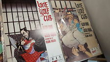 from X-men ? Comic Lot Lone wolf and Cub 1-13 graphic novels tpb vf+ bagged