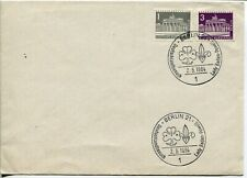 Lady Baden-Powell 1964 Berlin Visit Event Cover Cancellation Postage Germany