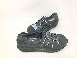 NEW! Skechers Women's UNITY BEAMING Grey Slip On #23151 167M krk
