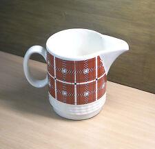 WAKU Krug Feuerfest Shabby chic Vintage Keramik Milchkrug pottery Jug milk