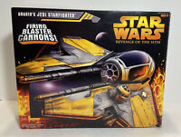 New Star Wars Revenge Of The Sith ANAKIN'S JEDI STARFIGHTER - Damaged Box