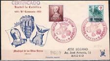 1951.-  MADRIGAL DE LAS ALTAS TORRES (ÁVILA) A MADRID