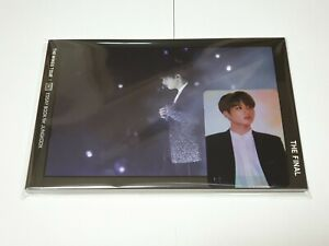 BTS The Wings Tour JUNGKOOK Essay Book With Photo Card Full Set
