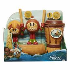 Disney Moana 's Percussion Set 6 Pieces Musical Instrument Set Toys 3+