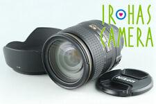Nikon AF-S Nikkor 24-120mm F/4 G ED N VR Lens #28173 A6
