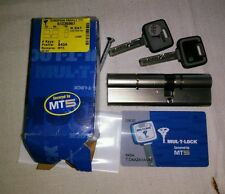 Mul-t-lock MT5 Cylinder High security 100mm 40+60 mm euro profile - Boxed New