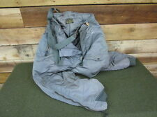 Vintage USAF F-18 Cold Weather Flying Heavy Air Crew Altitude Pants w/Suspenders