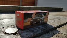 SCHABAK FORD FIESTA XR2I RED BOXED 1/43
