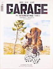 Juergen Teller John Currin Nick Knight Lindsey Wixson GARAGE MAGAZINE No. 3 2012