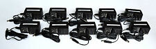 Lot of 100 Power Supply Adapter Input 100-120 volts Output 12Vdc, 1.0A
