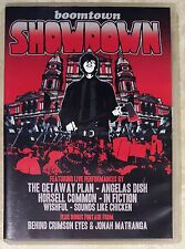 Boomtown Showdown (Getaway Plan) DVD **LIKE NEW** (Region 4)