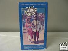 The Music Man VHS Robert Preston, Shirley Jones, Buddy Hackett; Morton Da Costa