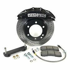 2007-2014 Toyota FJ Cruiser SOS Big Brake Kit w/ Stoptech 6 Piston calipers TRD