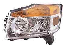 Left driver headlight light fit for 2008 2009 2010 2011 2012 2013 2014 Armada
