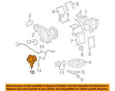 GM OEM AC A/C-Blower Motor 25783777