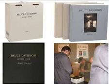 Outside Inside by Bruce Davidson, Signed First Edition, 3 Volumes - 2009