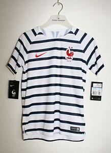 New Kids France Jersey Nike Soccer 137-147cm Football 10-12 YRS Youth FFF