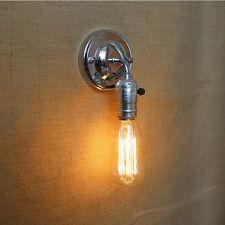 Industriel Vintage Mezzanine Lampe Murale Applique Ajustement 6652