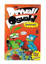 The Drywall and Oswald Show #1 - 1998 Firemen Press (Rob Schrab)