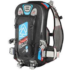 Leatt NEW Mx DBX Enduro Light WP 2.0 Black Blue Motocross BMX MTB Hydration Pack