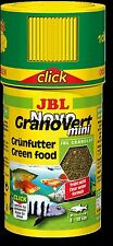 JBL NovoGranoVert mini Click Novo Grano Vert  Mini green food granulate 100ml